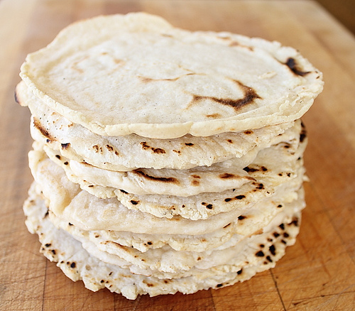 Gluten-Free, Corn-Free, Rice-Free Flour Tortilla Recipe