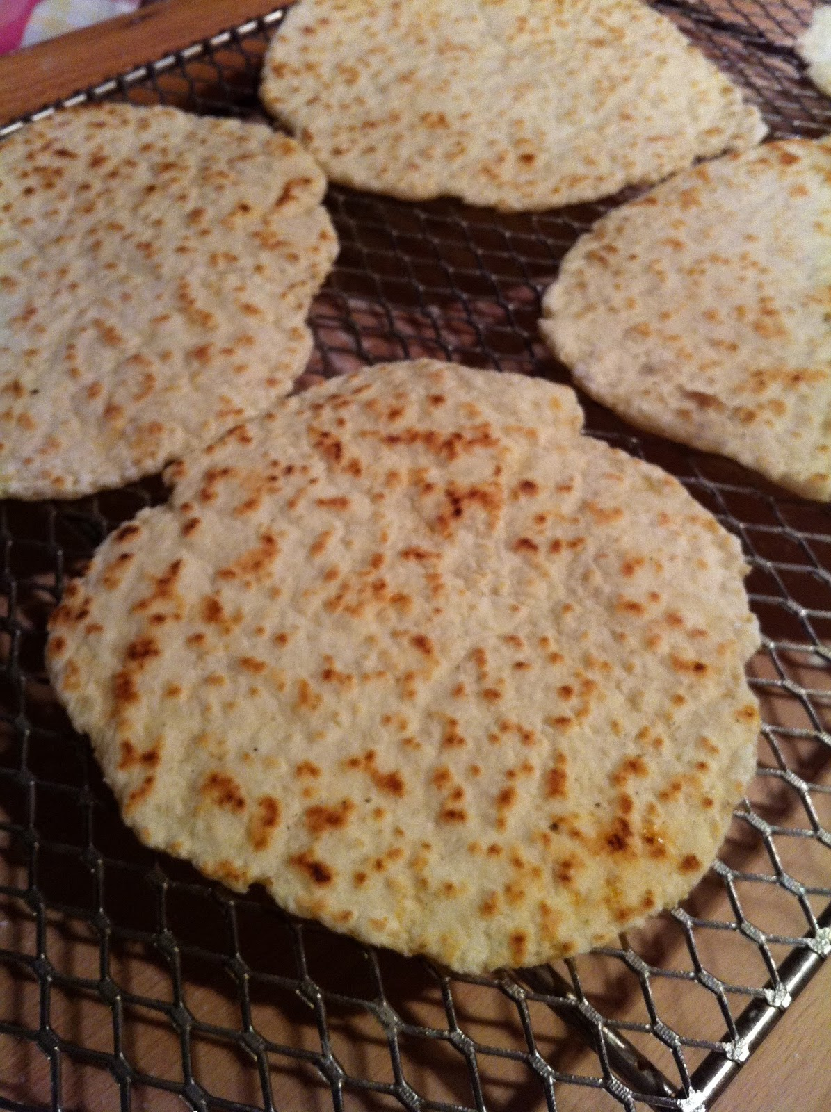 Authentic Gluten Free Homemade Flour Tortillas | Maninis Gluten Free